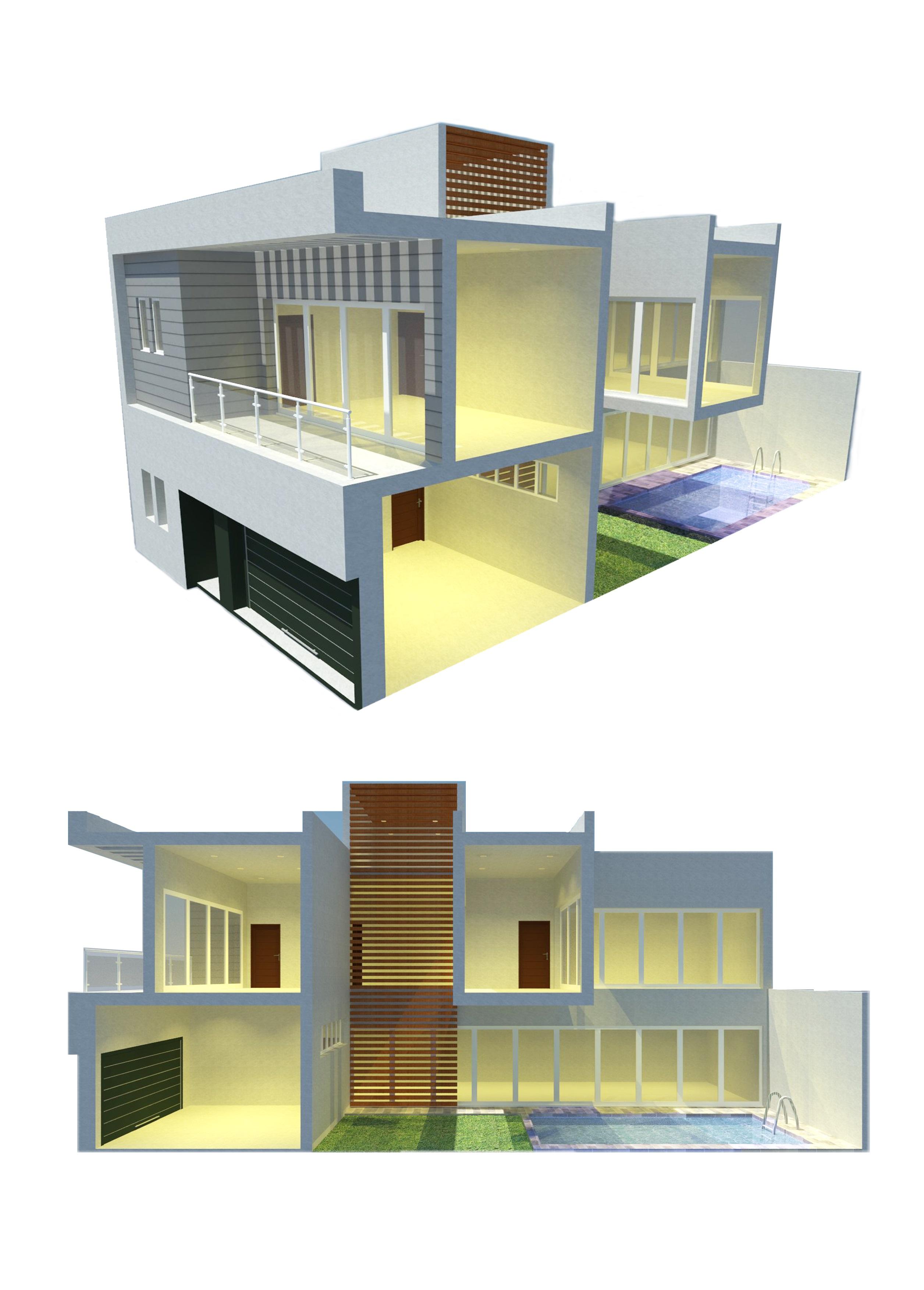 6 viviendas unifamiliares en Mairena del Alcor (Sevilla)