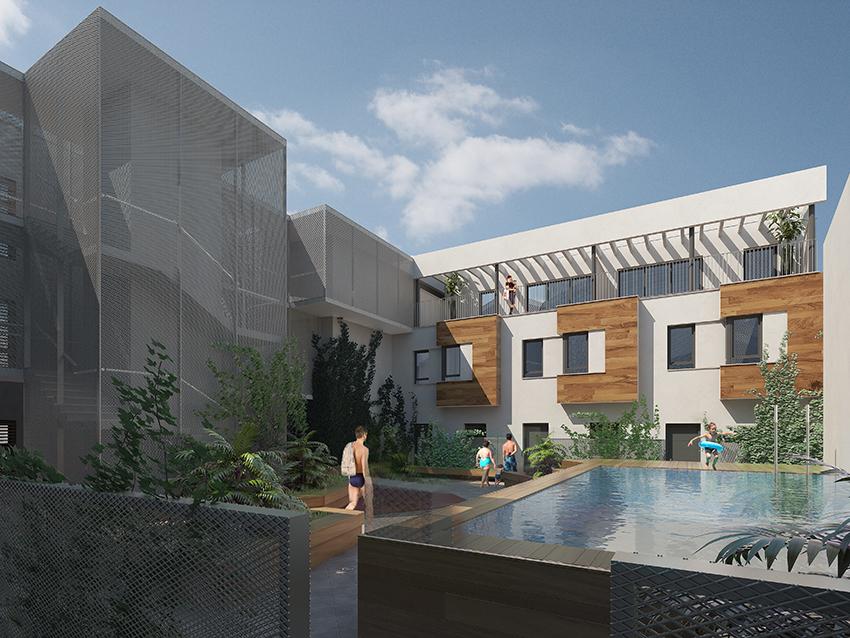 Residencial Barrio Nuevo